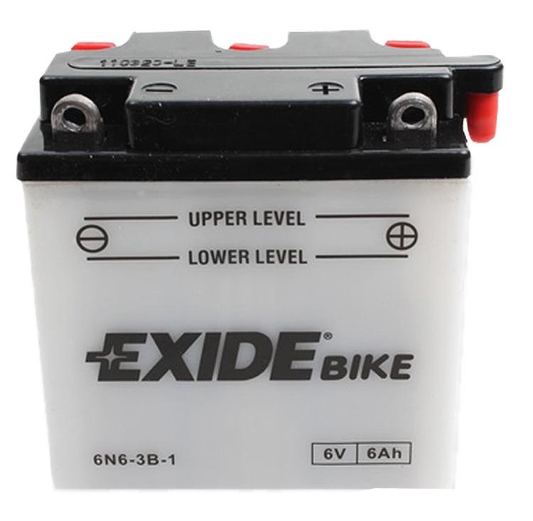 Батарея аккумуляторная, 6В 6А/ч